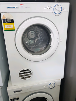 5 kg Simpson dryer