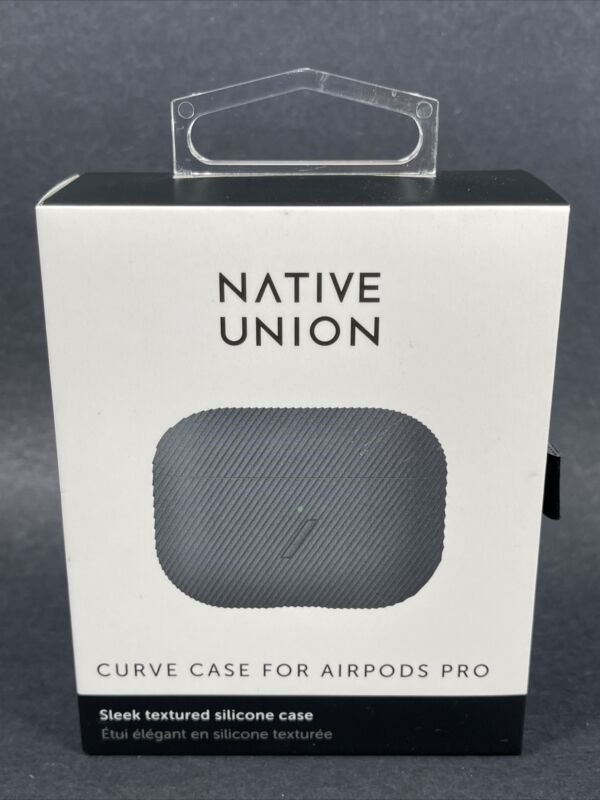Native Union Curve Case for AirPods Pro - Black