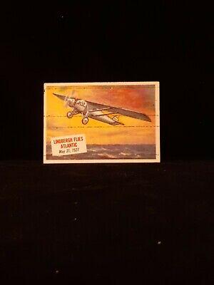 1954 Scoop #3 Linbergh Flies Atlantic. Light Corner/Edge Wear. Please See Photos