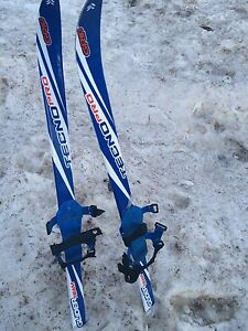 beginner cross country ski set