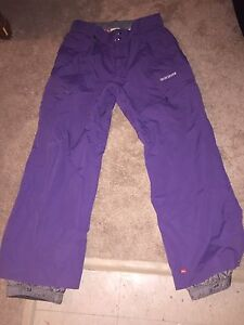 Quicksilver snowboard pants