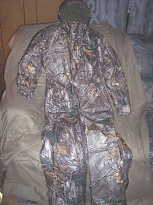 dc6aa8432c1de Boys Large Camo Coveralls Water Proof Insulated Coveralls Hunting Coveralls  Warm
