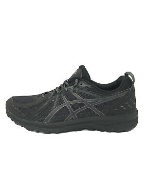 Asics Womens Frequent Trail Running Shoes Black Trainers Unisex UK 6 EUR...