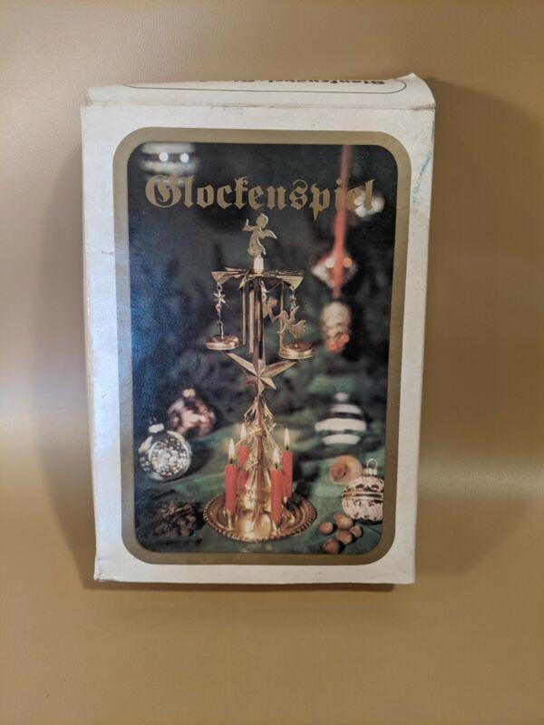 Vintage Glockenspiel Christmas Chimes Germany