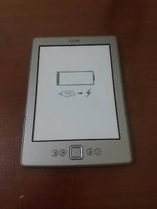 "Amazon 6"" E-ink reader WIFI Croydon Park Port Adelaide Area Preview"