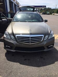 Hard to find 2011 Mercedes Benz e350