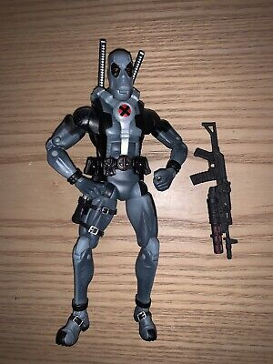 Marvel Legends Epic Heroes Grey Gray X-Force Deadpool
