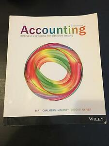 Accounting Wiley 5th edition Woodville South Charles Sturt Area Preview