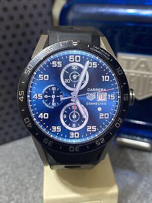 Tag Heuer Connected Smart Watch SAR8A80 Titanium FAULTY READ DESCRIPTION
