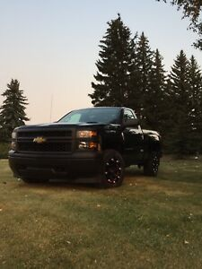 2014 Chevy 1500, 5.3 litre