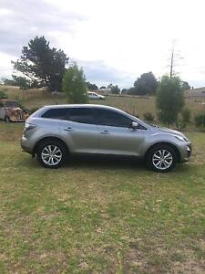 2011 Mazda CX-7 turbo diesel Uralla Uralla Area Preview