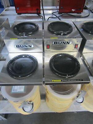 Bunn Wl2 Step Up 2 Eye Coffee Pot Warmer