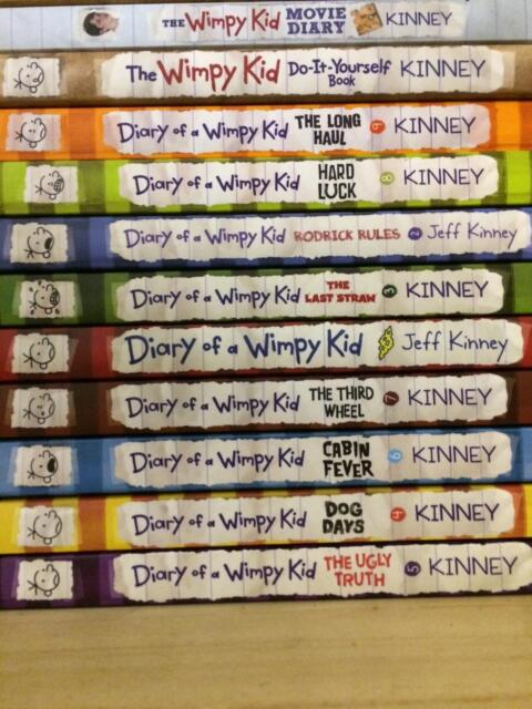 Diary of a wimpy kid childrens books gumtree australia monash diary of a wimpy kid childrens books gumtree australia monash area oakleigh 1178416267 solutioingenieria Gallery