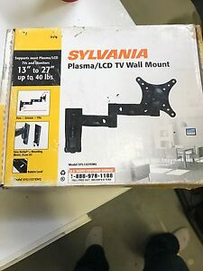Sylvania tv wall mount