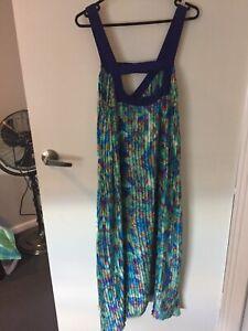 Size 12 State of Georgia Maxi Dress