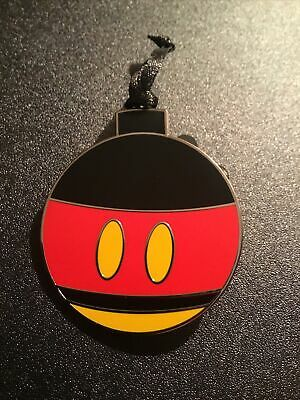 Disney Mickey Mouse 2020 Christmas Advent Calendar LR Ornament Pin