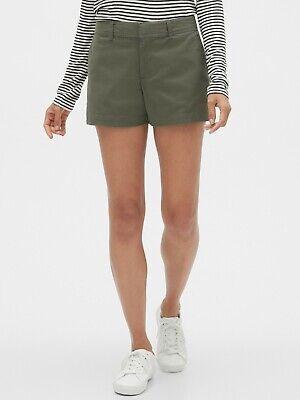 Gap City Short - Khaki - Various Sizes - 3'' inseam - Mid Rise - RRP: £24.99