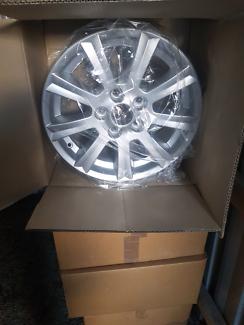 Ford falcon bf 16 inch alloy rims x 4