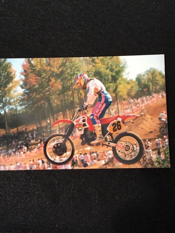 Ty Davis Race Worn Motocross Jersey