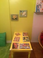 Daycare 7.75$/ day in Lachine