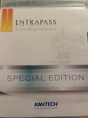 Entrapass Special Edition E-spe-usb Kantech Security Management Software