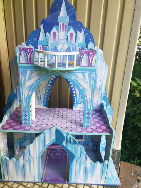 Frozen Elsa Anna Castle Doll House Toys Indoor Gumtree Australia