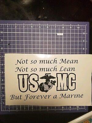 Marine Decal