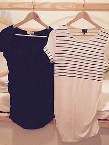 2 x Next (UK) maternity tops - size 12 UK Annandale Leichhardt Area Preview