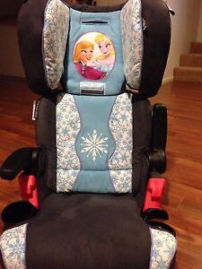 Frozen booster seat as new Mudgeeraba Gold Coast South Preview