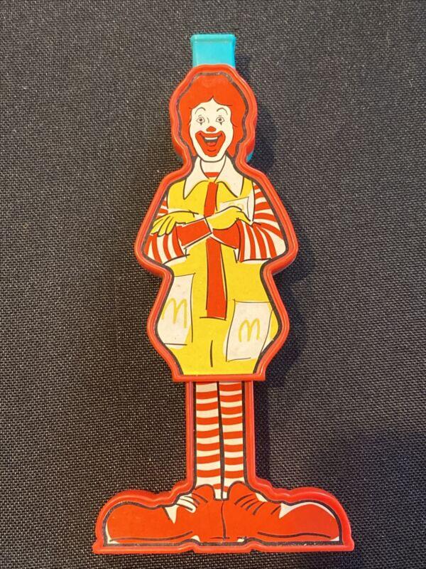 1996 Vintage McDonald