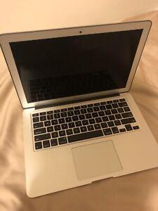 """MacBook Air 13"""" i5 CPU 8GB 128GB SDD"""