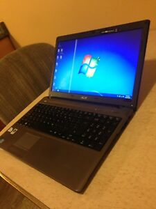 Acer laptop 16""