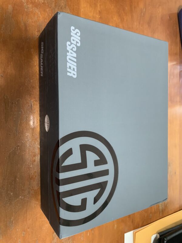 Sig Sauer ZULU5 12x42mm HD Binocular | Black | New Factory Sealed