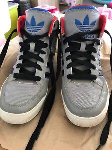 Adidas EVH 791004 High Top Athletics Shoes Women Bruce Belconnen Area Preview