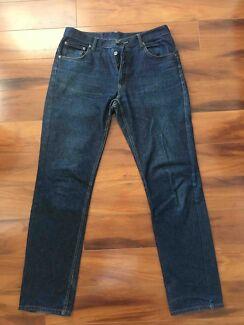 DRDENIM and Cheap Monday men's jeans size: 33/34 BARGAIN
