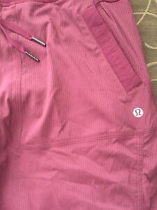 Lululemon Studio Pants - lined - size 10