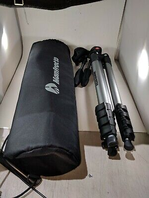 "Manfrotto Compact Advanced Smart 65"" Tripod w/ Head & Smartphone Clamp for Canon"