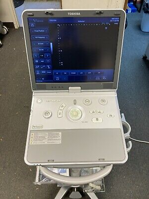 Toshiba Viamo Ultrasound System Model Ssa-640a