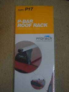 Prorack P 17 Roof rack Robina Gold Coast South Preview