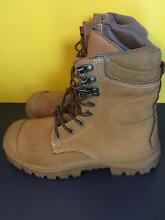 Steel blue work boots Joondalup Joondalup Area Preview