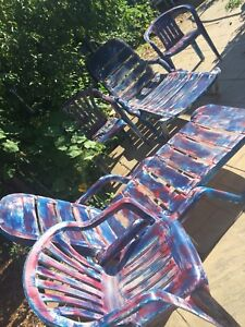 Patio furniture/ bench