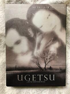 Moving sale! Ungetsu Criterion Collection DVD