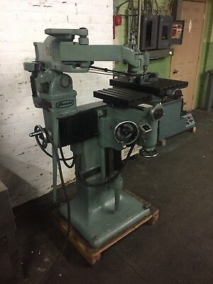 Alexander Model 3as Universal Pantograph Die Sinking Engraving Machine
