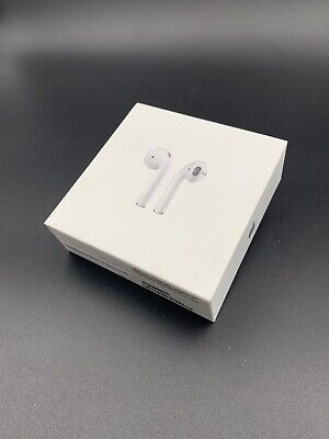 Apple AirPods with Charging Case - White !!!BOX ONLY!!! Read Description!!!
