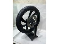 Wheel NUT left QD wheel triumph 1953-69 21-2012 replaces 37-1052 W1052 Radmutter