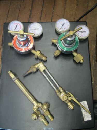 PROWELD Oxygen Acetylene Welding Kit No Hose