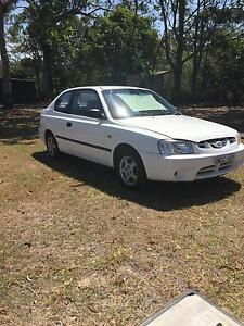 Hyundai Accent 2002 auto Wingham Greater Taree Area Preview