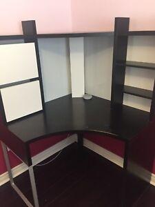 MICKE IKEA Corner Desk