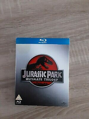 Jurassic park blu ray box set