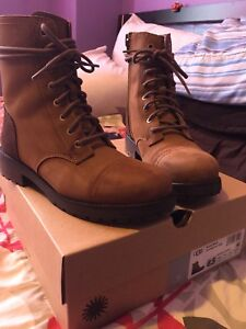 Authentic UGG Combat Boots (KILMER STYLE) - Size 6.5 Womens